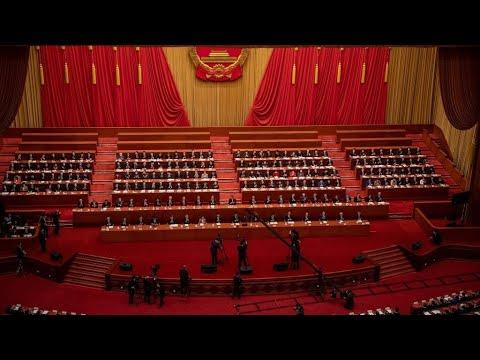 Le Parlement chinois ouvre la voie à une réforme électorale à Hong Kong