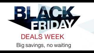 Black Friday / Cyber Monday Deals 2014 Best Finds