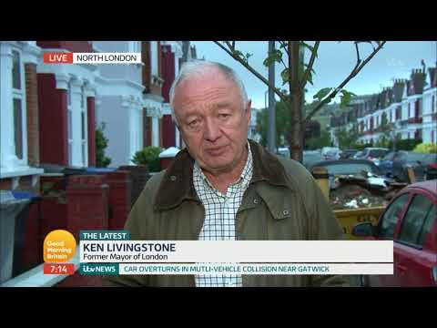 connectYoutube - Ken Livingstone Reiterates His Support for Jeremy Corbyn | Good Morning Britain