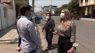 1.300 viajeros no presentaron la prueba para descartar COVID-19 al entrar a Ecuador