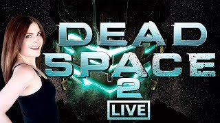 First time playing Dead Space 2