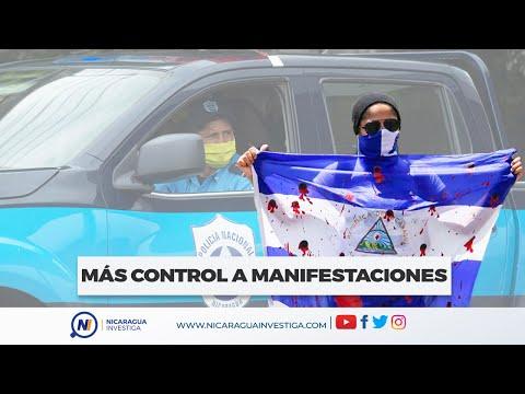 #LoÚltimo |  Noticias de Nicaragua lunes 3 de mayo de 2021