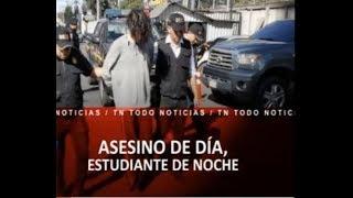 Investigación periodística con Juan Víctor Castillo: Asesino de día, estudiante de noche
