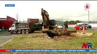 Obras en La Lima y Taras se extenderán por dos años