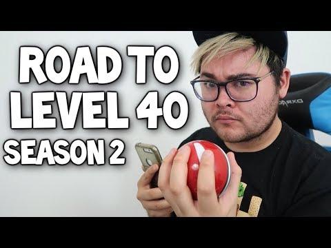 connectYoutube - POKEMON GO ROAD TO LEVEL 40 - SEASON 2! (Episode ZERO)