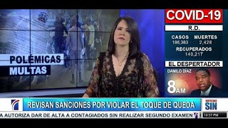 #EmisiónEstelar: polémicas multas
