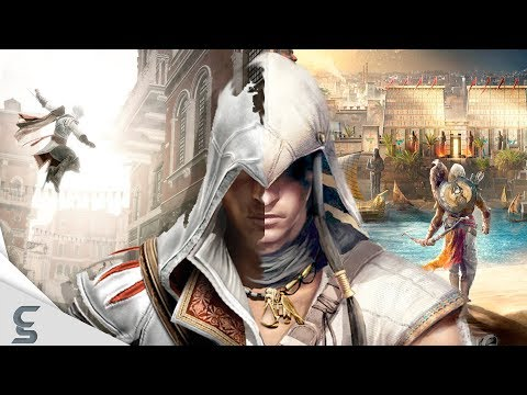 connectYoutube - The Evolution of Video Game Graphics: Assassin's Creed (Home Console Edition)