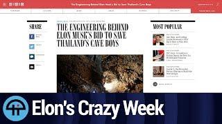 Elon's Crazy Week