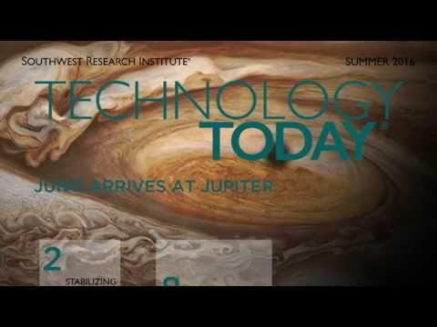 Technology Today Magazine, Summer 2016