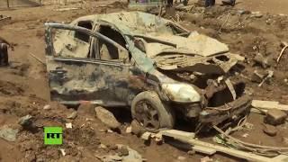 Tres personas muertas por alud de lodo en Perú