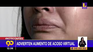 ???? Advierten aumento de acoso virtual | Latina Noticias