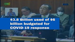 Jamaica: $3.8 Billion Used Of $6 Billion Budgeted For COVID-19 Response  | News | CVMTV