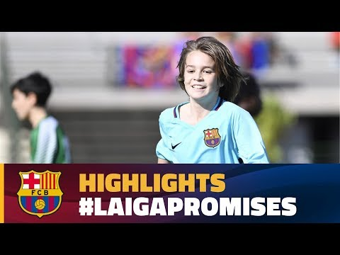 #LaLigaPromises (Arona 2017)   Barça – Roma (0-3)