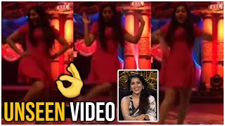 Unseen Dance Video : Rashmi Gautam Superb Dance At Jabardasth Sets | Rashmi Gautam Dance Video - TFPC
