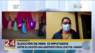 13 imputados por Elección de Miss en Cuarentena