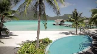 Decouvrez Le Meridien Bora Bora
