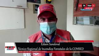 Cuatro Incendios Forestales Se Reportaron El Fin De Semana 1