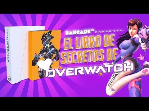 El libro de SECRETOS de Overwatch