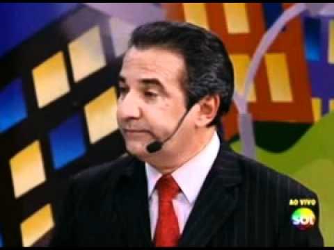 Pastor Silas Malafaia no Programa do Ratinho 05/07/12