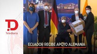 #TelediarioEC  | Noticias Ecuador | 02 de junio - 06h00