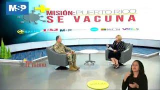 Puerto Rico se vacuna