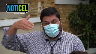 Entrevista a Carlos Mellado, Secretario de Salud designado