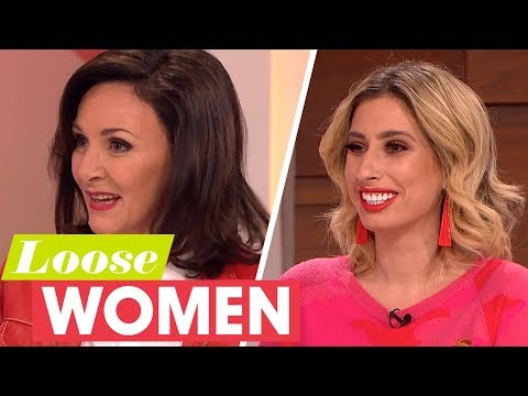 connectYoutube - Stacey Solomon Has Often Felt Judged Because of Her Background | Loose Women