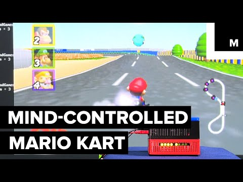 This Student-created 'Mario Kart' Mod Will Have You Hyperfocused