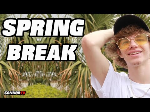 SPRING BREAK 2018 Myrtle Beach VLOG!