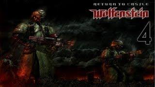 Return to Castle Wolfenstein Прохождение с комментами Часть 4