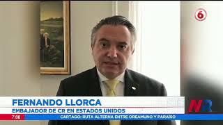 Costa Rica recibirá vacunas contra Covid 19 de EE.UU.