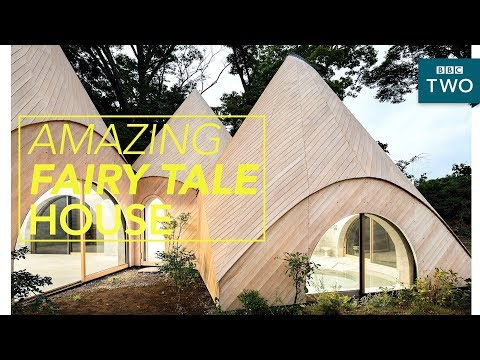 connectYoutube - Incredible Japanese fantasy tent-house - World's Most Extraordinary Homes - BBC Two