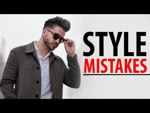 MEN'S STYLE MISTAKES | 6 Ways You're Killing Your Style | Alex Costa