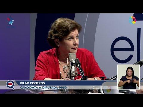 #ZoomElectoral Entrevista Pilar Cisneros, candidata Diputada por San Jose PPSD