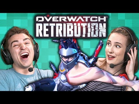 OVERWATCH: RETRIBUTION (React: Gaming)