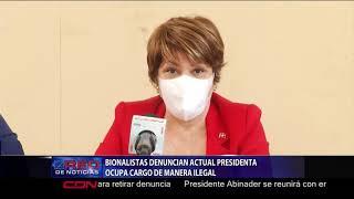Bioanalistas denuncian actual presidenta ocupa cargo de manera ilegal
