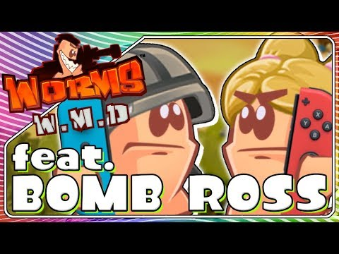 Bro vs Sis! | Worms Switch (WMD)