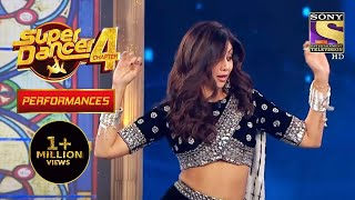 Shilpa ने दिखाए अपने Dance Moves  Super Dancer 4   सुपर डांसर 4 - SETINDIA