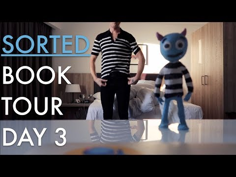 Sorted | Book Tour Day 3