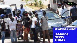 Jamaica News Today December 26 2020/JBNN