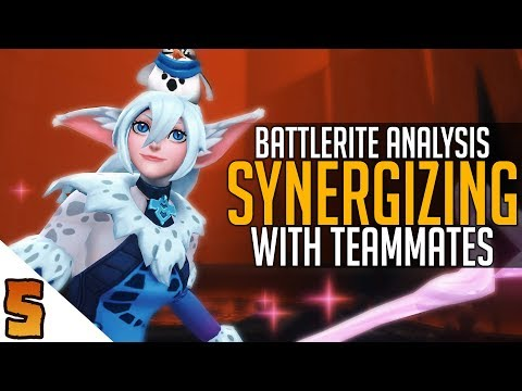 connectYoutube - Battlerite Analysis: Synergizing with Teammates