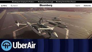 Uber's Flying Cars