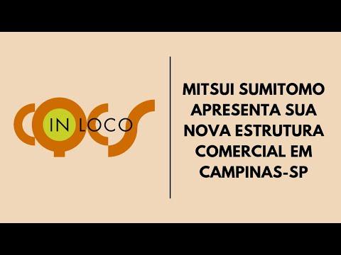 Imagem post: Mitsui Sumitomo apresenta sua nova estrutura comercial em Campinas-SP