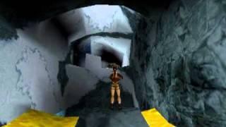 Tomb Raider 2 Golden Mask - Furnace of the Gods