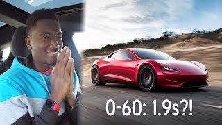 Let's Talk About Tesla Roadster 2020!