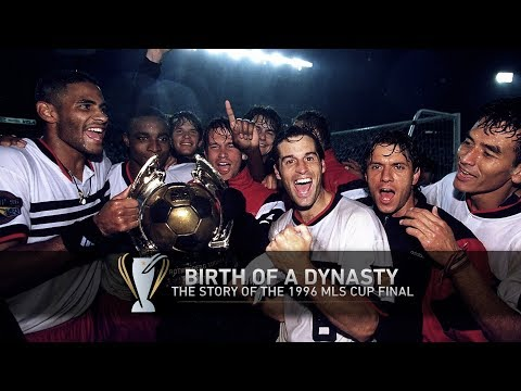 Birth of a Dynasty: The Story of the 1996 MLS Cup Final