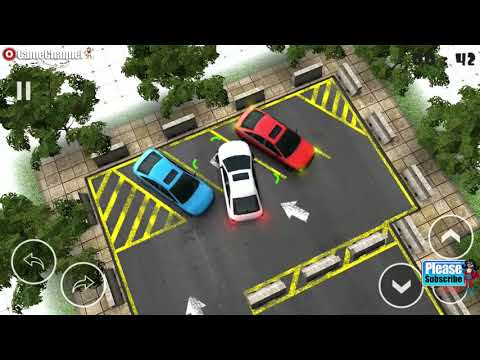 Parking Challenge 3D / Car Drive Park Games / Android Gameplay Video