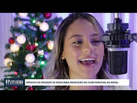 Músicos de Nioaque se unem para produção de clipe especial de Natal