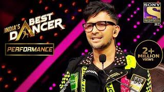 Vishnu's Power-Packed Performance Impresses Terence | India's Best Dancer - SETINDIA