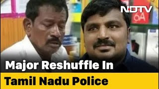 Tamil Nadu Police Shake-Up Amid Outrage Over Father-Son Deaths In Custody - NDTV